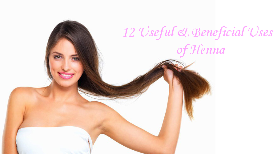 12 Useful & Beneficial Uses of Henna